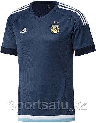 Футбольная форма Сборная Аргентина гостевая игровая 2015-16