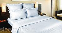 Комплект постельного белья, сатин-страйп, 1,5спальное