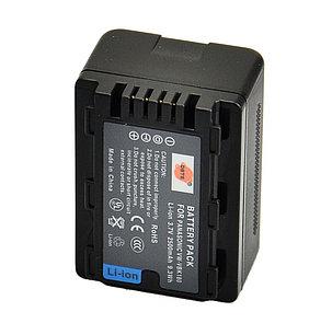 Аккумуляторы VBK-180 от DSTE на PANASONIC HDC-SD90 HDC-TM90 HDC-HS60 HDC-HS80, фото 2