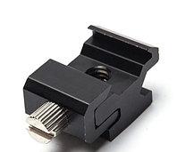 Адаптер-БАШМАК с отверстием на 1/4 для крепление аксессуаров.