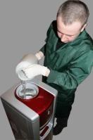 Рекомендации по уходу и санобработке диспенсеров.