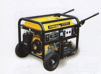 Генерато бензиновый SPG 8500E2 - бензиновая электростанция