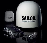 Спутниковый терминал Inmarsat T&T Fleetbroadband Sailor 150
