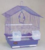Клетка для мелких птиц, модель А101, 30х23х39см, крашенная