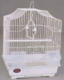 Клетка для мелких птиц, модель A112, 30х23х39см, крашенные