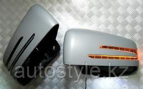 Корпус боковых зеркал Mercedes С-Класс W204 (Euro-type)