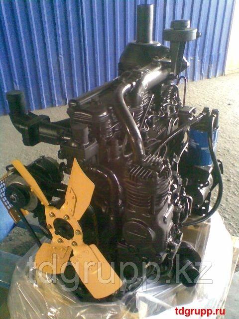 Двигатель Д-243 (МТЗ-80,82.1) замена Д-240
