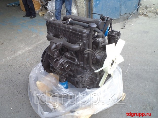 Двигатель Д-245.7Е2-254 для ГАЗ-33104 Валдай