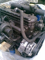 Двигатель Д-245.7Е2-842 для ГАЗ-3308, ГАЗ-3309