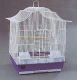 Клетка для средних попугаев, модель 712, 42*30*50 см, крашенная, фото 1