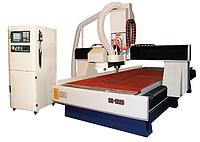 Фрезерно-гравировальный обрабатывающий центр с ЧПУ и дисковой автосменой фрез 1300*2500*200мм, фото 1