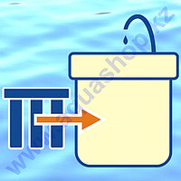 Монтаж водоочистителя (проточная система с умягчением)