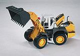 Погрузчик колёсный Liebherr L574 с ковшом Bruder (Брудер) Артикул: 02-430, фото 3