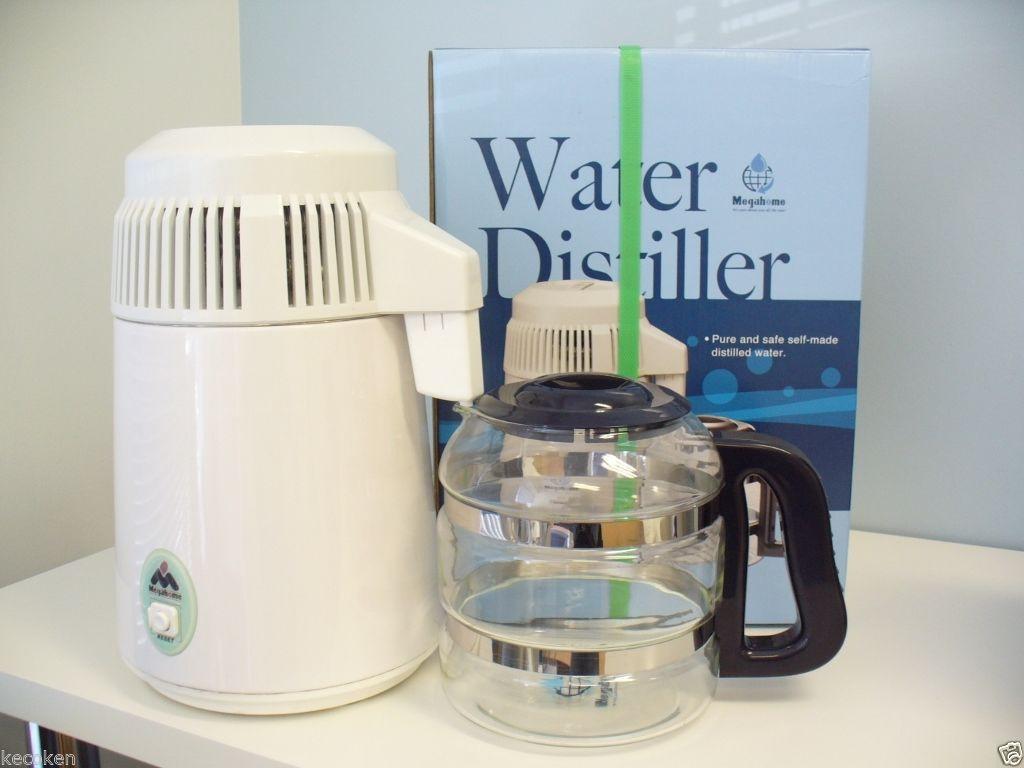 Дистиллятор бытовой MegaHome (4 литра). Деминерализатор воды - фото 3