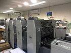 4-красочная печатная машина RYOBI 524GX, б/у 2008, фото 2