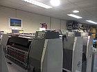 4-красочная печатная машина RYOBI 524GX, б/у 2008, фото 4