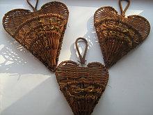 Вазы, горшки керамические, плетенные изделия