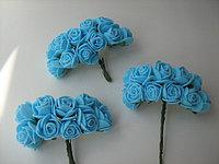 Мини букетики цветочки, головки цветов