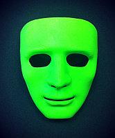 Маска Кабуки (анонимус) светится в темноте