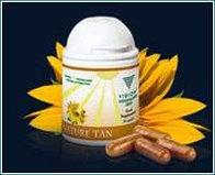 Солнцезащитные средства. Нейче тан (Nature tan).