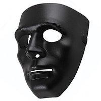 Маска Кабуки черная (Jabbawockeez)