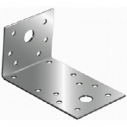 Крепежный угол ассиметричный KUAS-90 (50шт.)