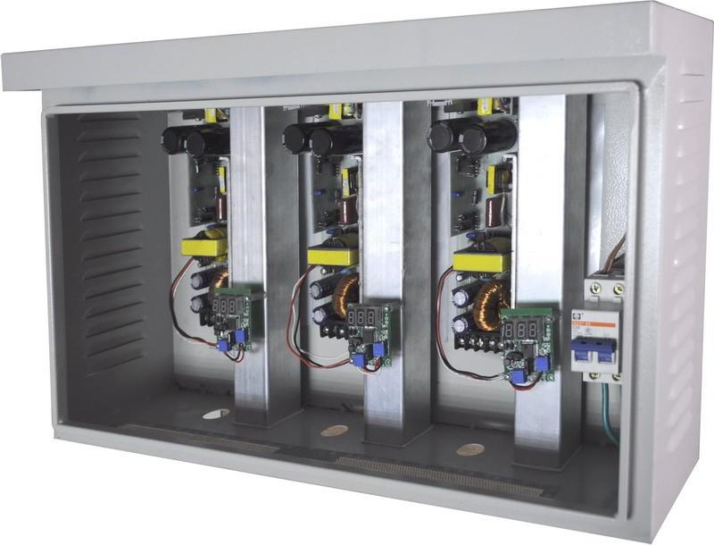 Драйвер (Трансформатор) для наружнего применения 1200W (1) ***