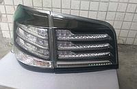 Задние фонари Supercharger для Lexus LX570 (Дубликат), фото 1