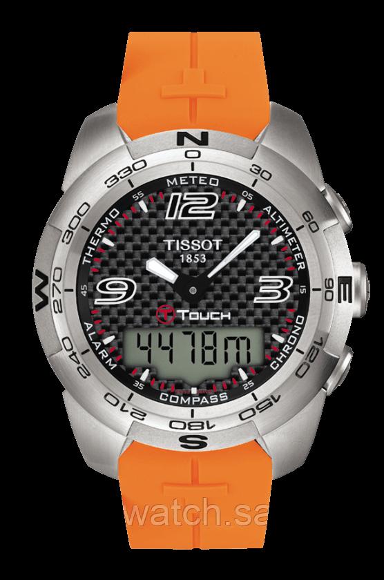 Наручные часы Tissot T-Touch T013.420.17.207.00