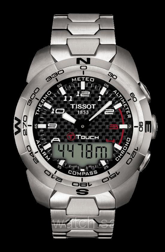 Наручные часы Tissot T-Touch T013.420.44.202.00