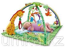 Развивающий коврик Fitch baby Жирафик
