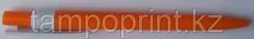 Ручка STRATO (orange, white clip)