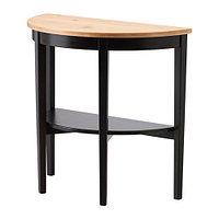 Столик приоконный РКЕЛЬСТОРП белый ИКЕА, IKEA, фото 1