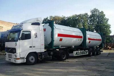 Контейнеры и емкости для хранения и перевозки газа и нефтепродуктов