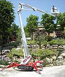 Спайдер подъемник TZX 170, фото 4