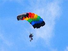 Основные парашюты