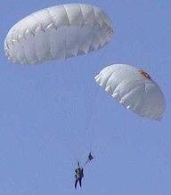Запасные парашюты