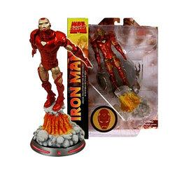 Diamond Marvel Select Iron Man, Железный Человек