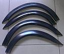 Пластиковые накладки на арки Лада Самара, фото 2
