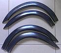 Пластиковые накладки на арки Лада Самара, фото 3