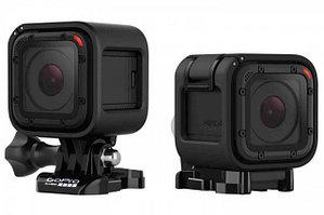 GoPro Hero 4 Session: самая маленькая и лёгкая камера у производителя