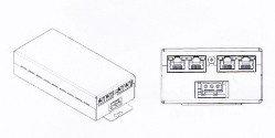 Televic Plixus PS Дополнительный блок питания 48В (1U)
