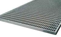 Грязезащитная стальная решетка 500/1000 30мм