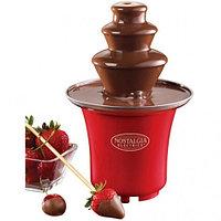 Мини шоколадный фонтан