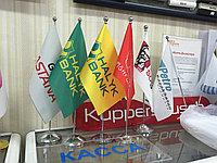 Изготовление настольных флагов, фото 1