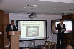 Представители Компании КАЗИНТЕРСЕРВИС провели Интерактивный семинар  для студентов и преподавателей университета обороны имени Первого... 2