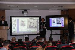 Представители Компании КАЗИНТЕРСЕРВИС провели Интерактивный семинар  для студентов и преподавателей университета обороны имени Первого... 3