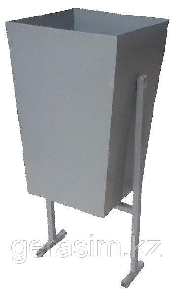 Урна металлическая под бетон (НДС 12% в т.ч.)