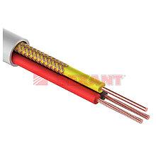 Шнур комбинированный ШВЭВ (ШСМ) 3x0.12мм², 200м., белый  REXANT