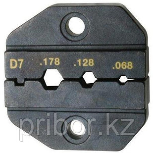 Pro`skit 1PK-3003D7 Насадка для обжима 1PK-3003F  (RG-174, mini 59, BNC/TNC)
